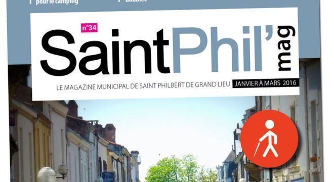 couverture Saint Phil mag