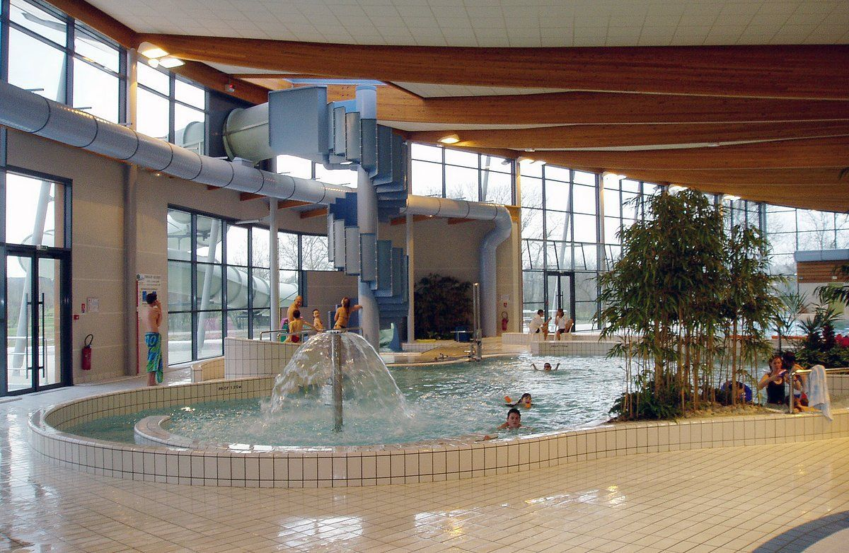 Centre Aquatique Le Grand - Piscine de saint philbert de grand lieu